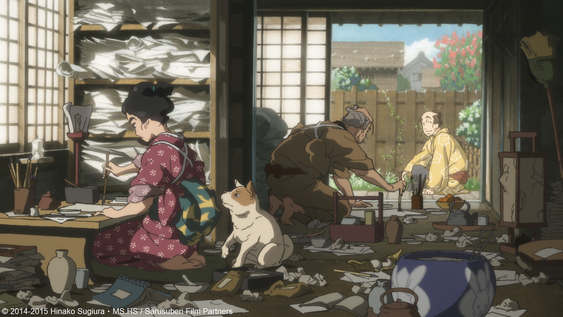 День Хокусая в Третьяковской галерее