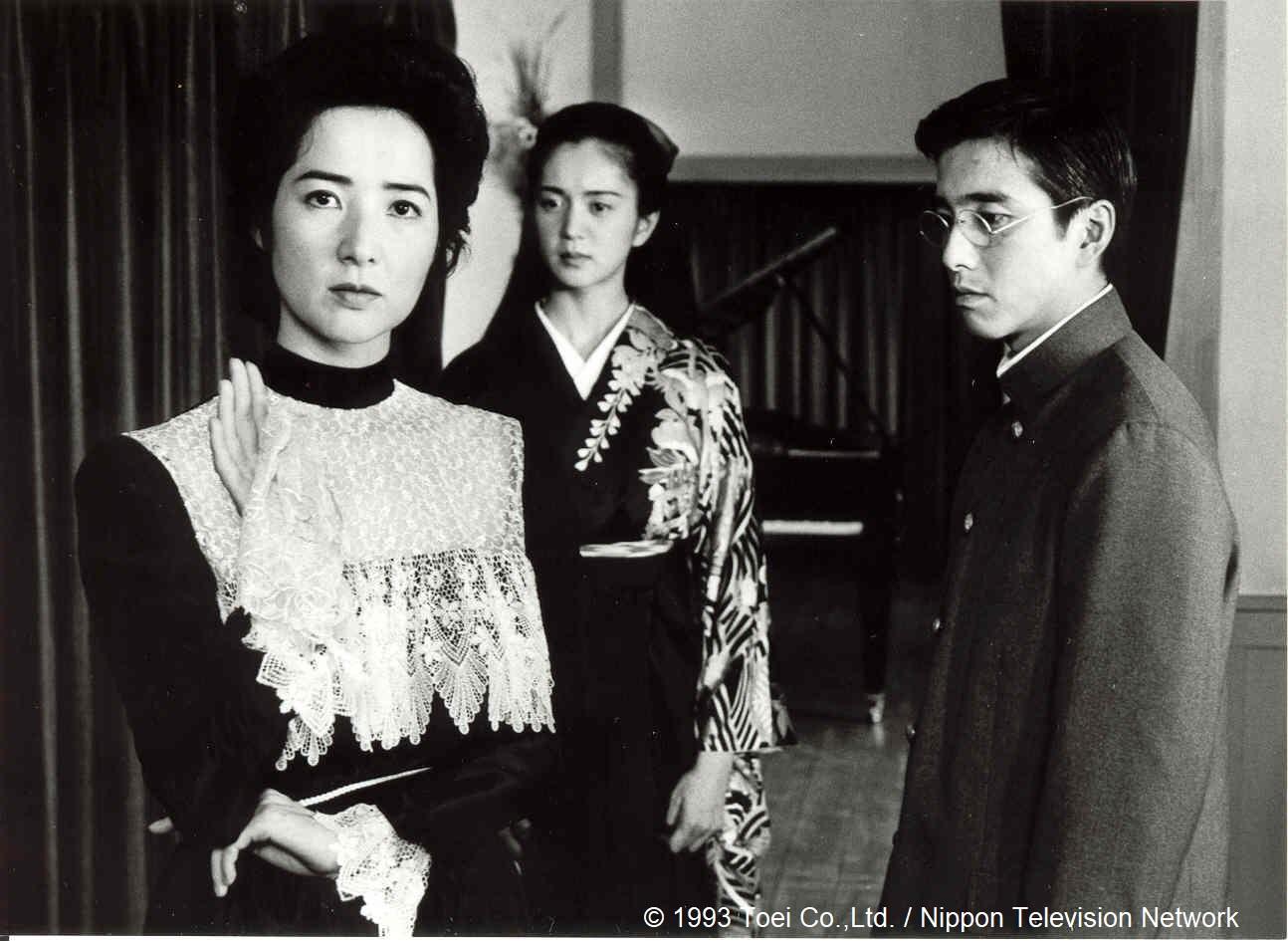 Показ японских фильмов в Государственном музее Востока